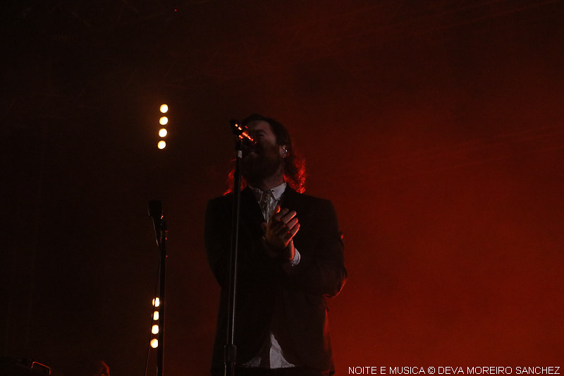 Nick Murphy - Vodafone Paredes de Coura '17