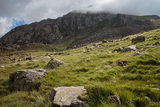 A little cloud on the summit | by johnkaysleftleg