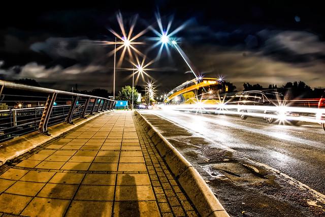 movement at night