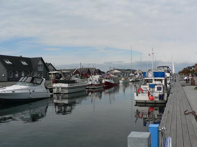 Bogense Hafen Fünen DK