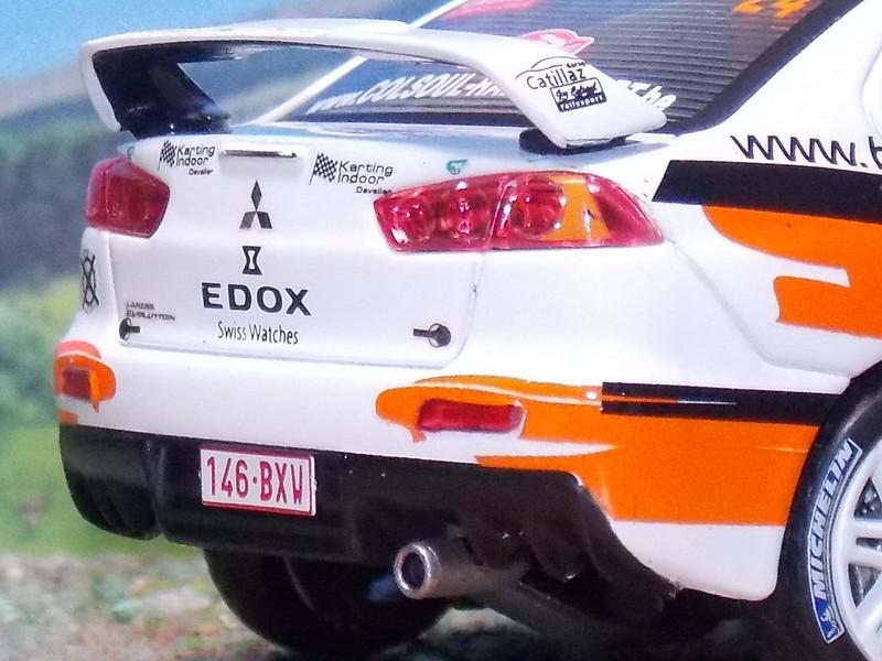 Mitsubishi Lancer EVO X – Montecarlo 2012