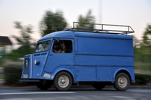 Citroën Type HY Aventurier – 1961