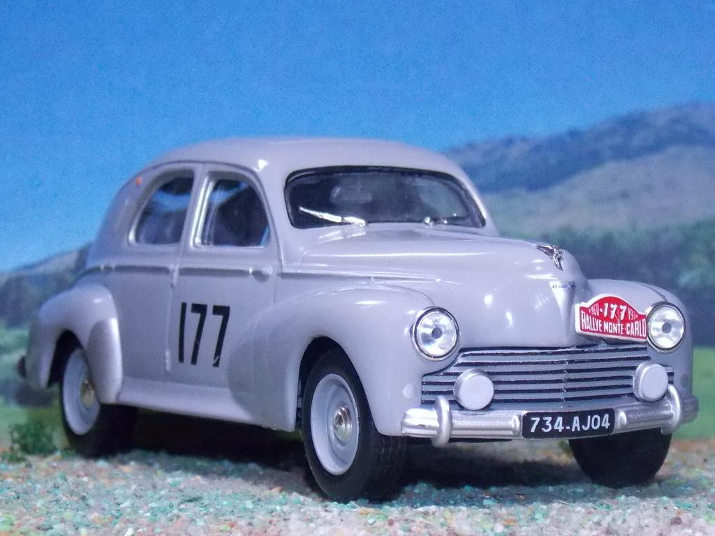 Peugeot 203 – Montecarlo 1960