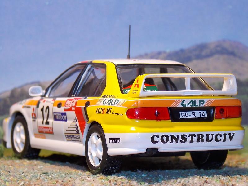 Altaya - Nuestros Campeones Rally (P)