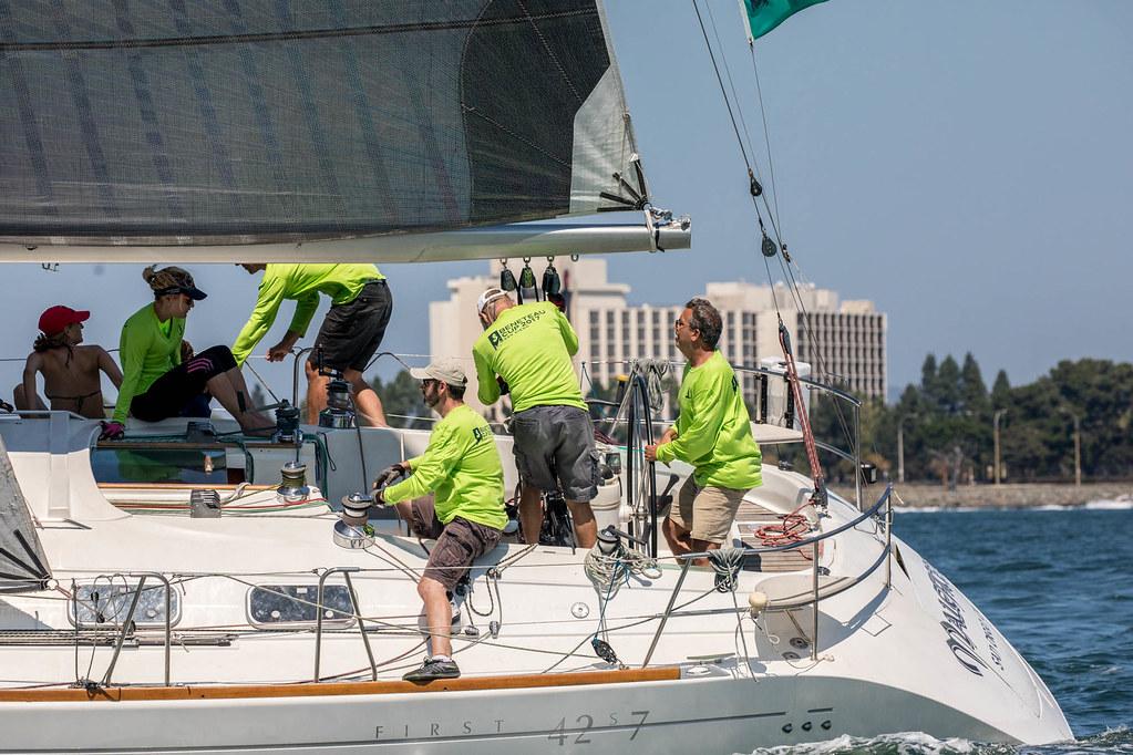 A Beneteau Cup Day 2 74 Of 262 San Diego Yacht Club Flickr