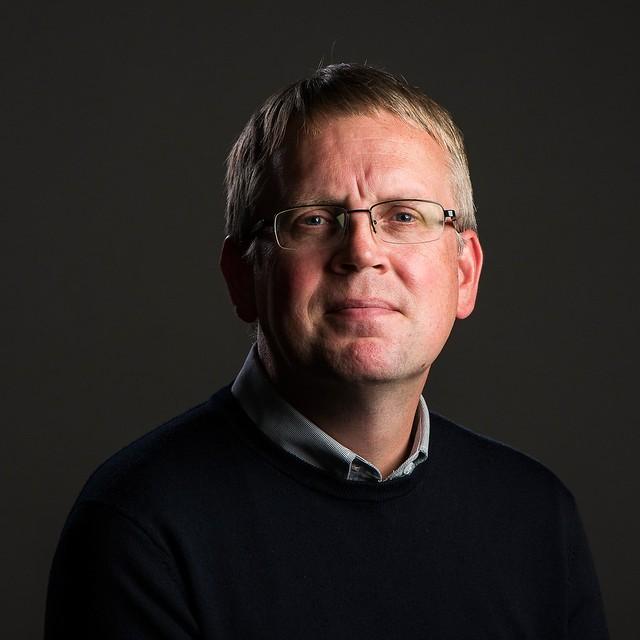 Photograph of Professor Nick Pearce