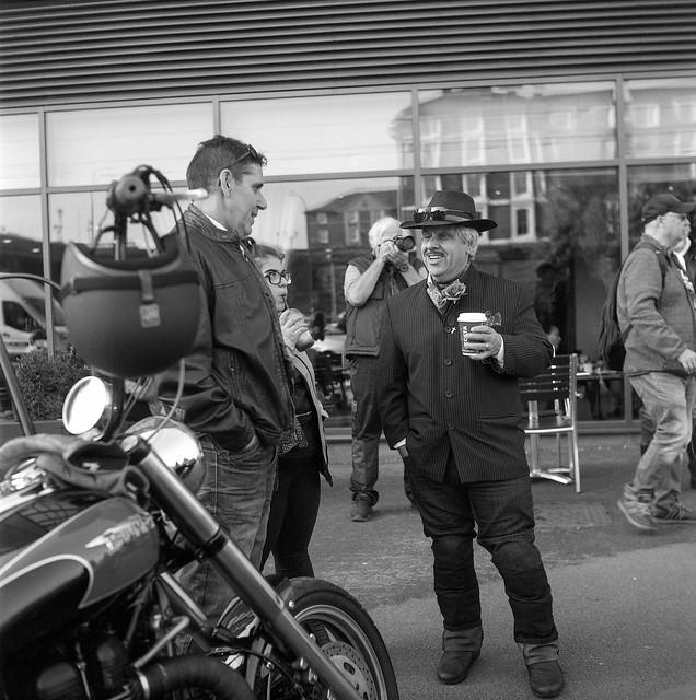 FILM - Distinguished Gentleman's Ride, Sheffield 2017-4