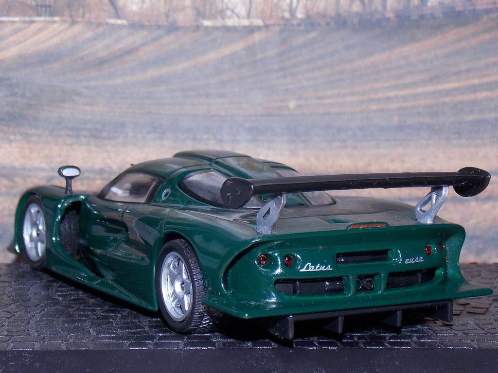Lotus Elise GT1 – 1997