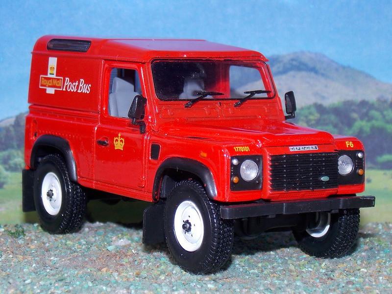 Land Rover Defender 90 - 1991