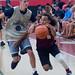 Boys JV Basketball Aug 1