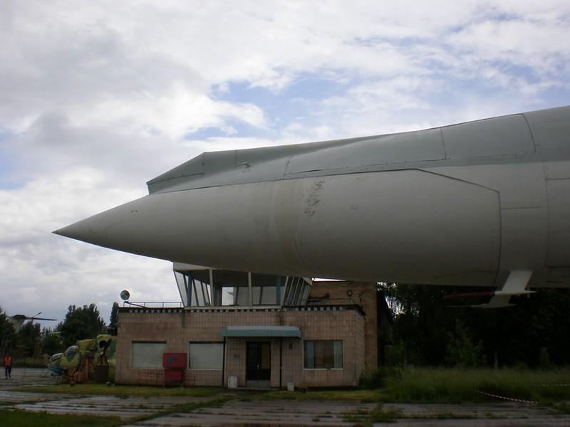Tupolev Tu-22MO 5