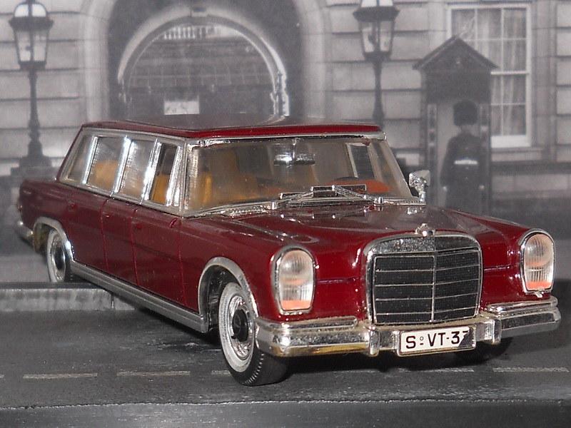 Mercedes Benz 600 Pullmann – 1963