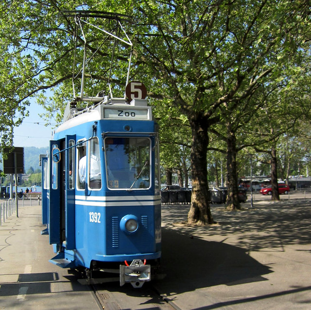 Tram Museum Zürich 2011