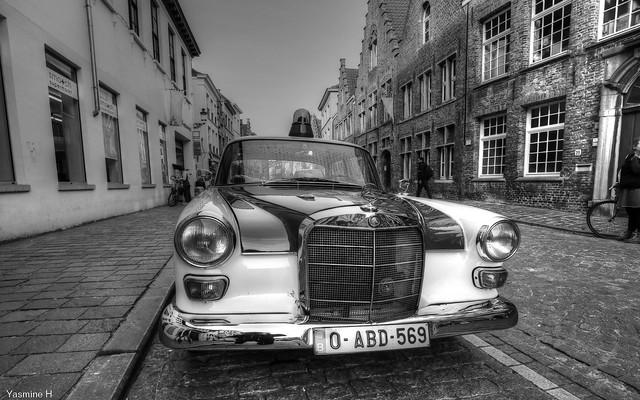 Old Time -Bruges
