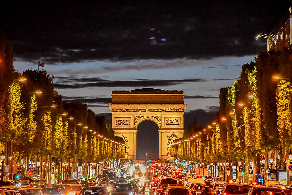 Avenue des Champs-Élysées (París)
