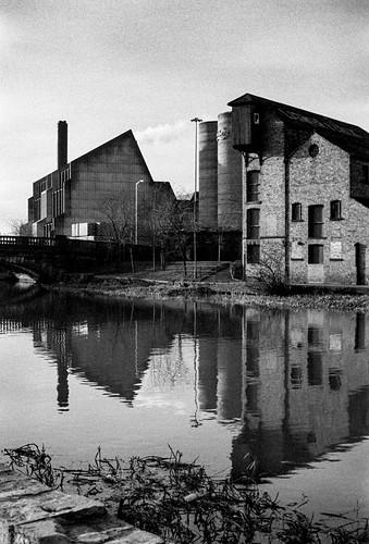 Carlsberg Brewery Northampton 1989 | by Raglansurf