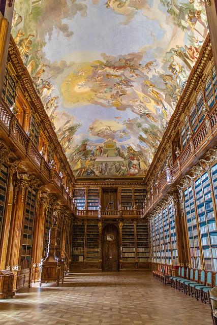 Strahov Monastery Philosophical Hall