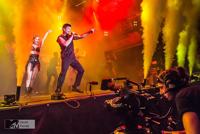 MTV Presents Gibraltar Calling 2017 - Ricky Martin
