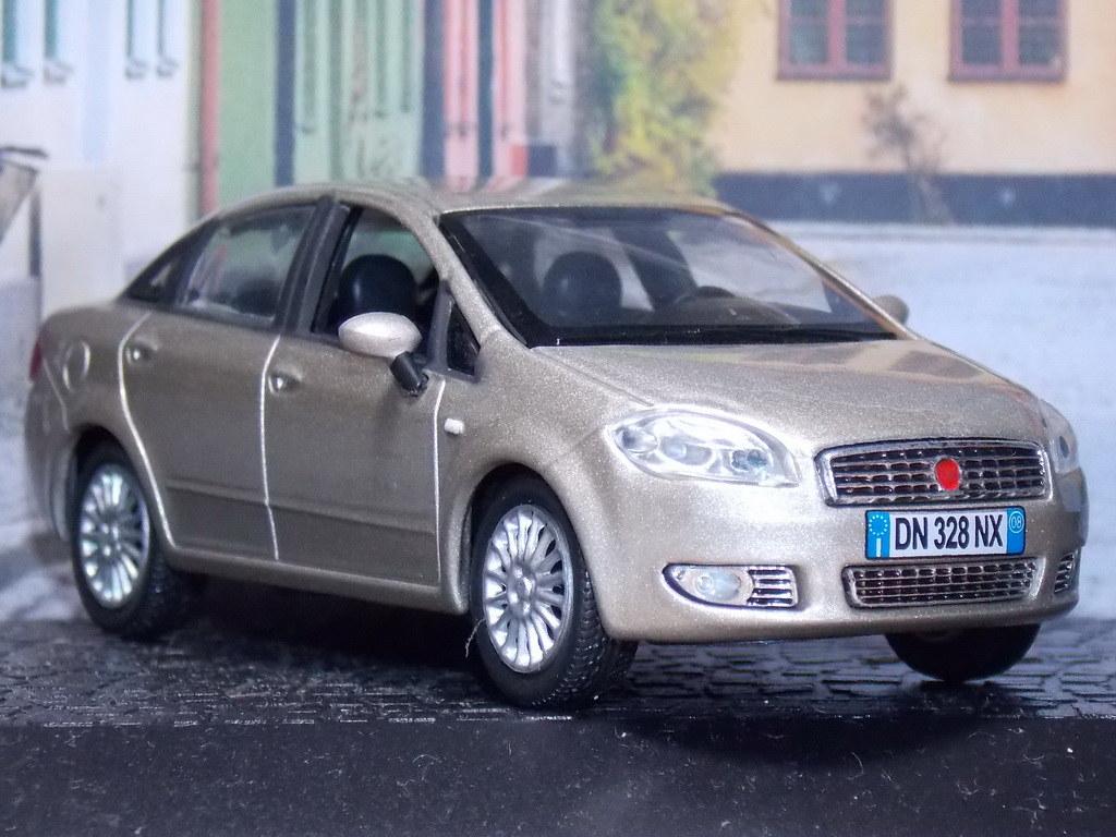 Fiat Linea – 2007