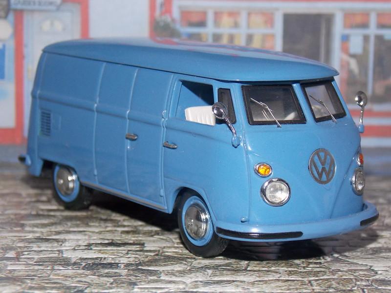 VW T1 Kastenwagen - 1952