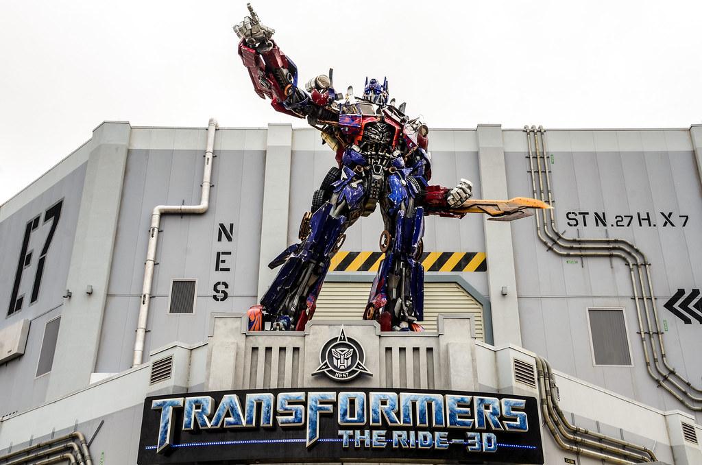 Transformers ride US