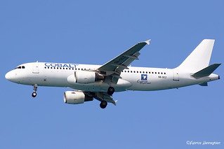 5B-DCZ Cobalt Air Airbus A320-214 | by Planes , ships and trains!