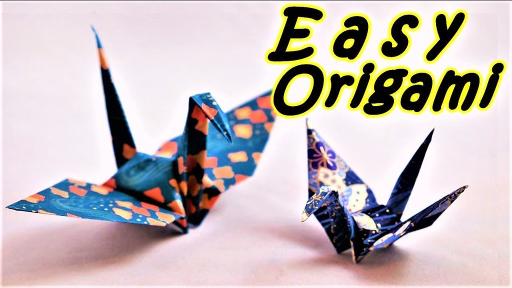 Step by step instructions how to make origami Vector Image | 576x1024