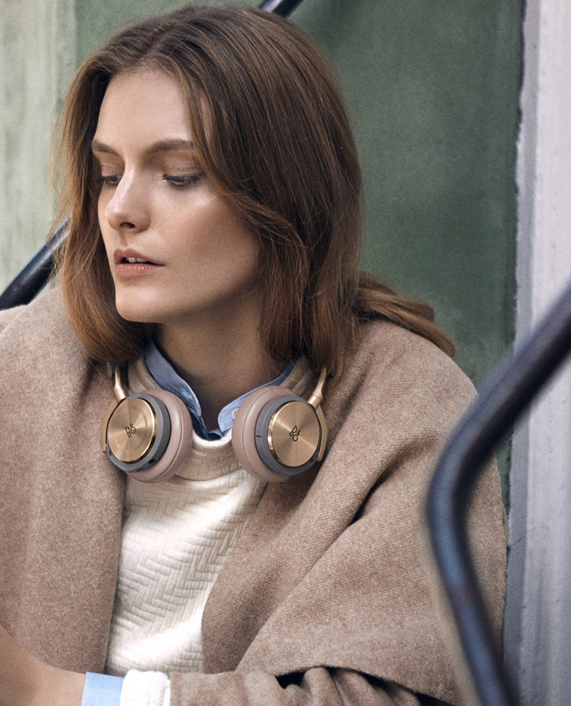 d47d4a51516 Bang & Olufsen B&O PLAY Beoplay H8 AptX Bluetooth Wireless On-Ear Headphone  - With Active Noise Cancelling