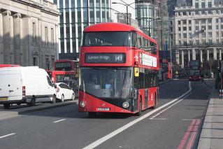 Arriva London LT577 LTZ1577 | by peterolding
