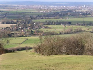 Coombe Hill view 2