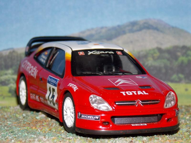Citroën Xsara WRC – Córcega 2001