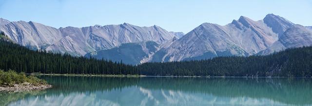Brazeau Lake, Jasper National Park
