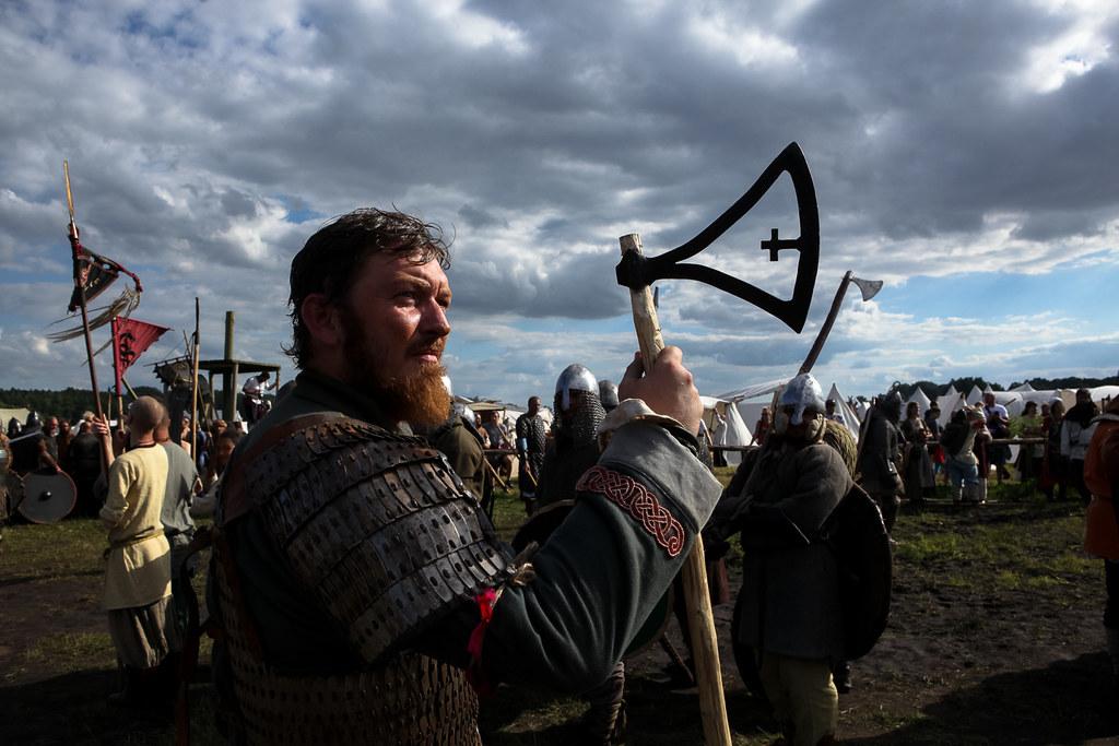 Festiwal Słowian i Wikingów / Festiwal of Slavs and Vikings