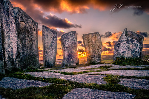 ireland julianaimagesphotography juliespics mayo mayoholiday stonecircle sunset erris head deirbhiles twist