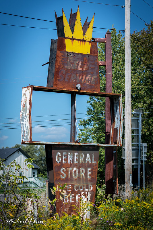 Self Service General Store