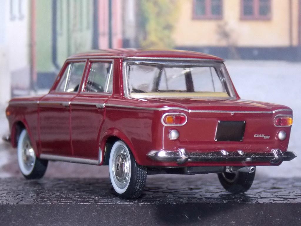 Fiat 1500 Berlina – 1961
