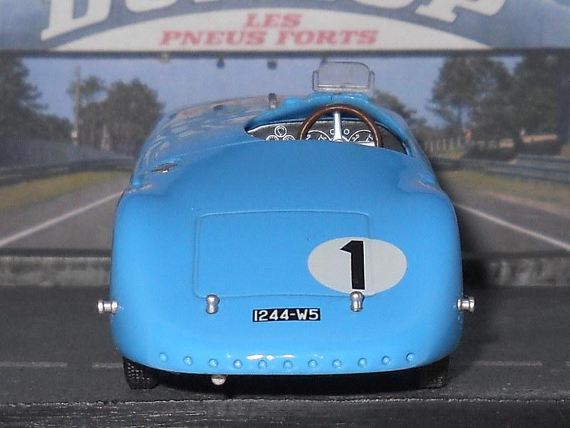 Bugatti Type 57C Tank – Le Mans 1939