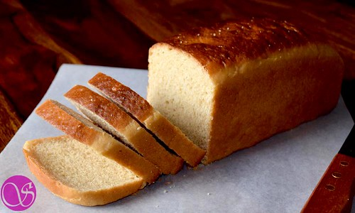 Honey Buttermilk Bread slices