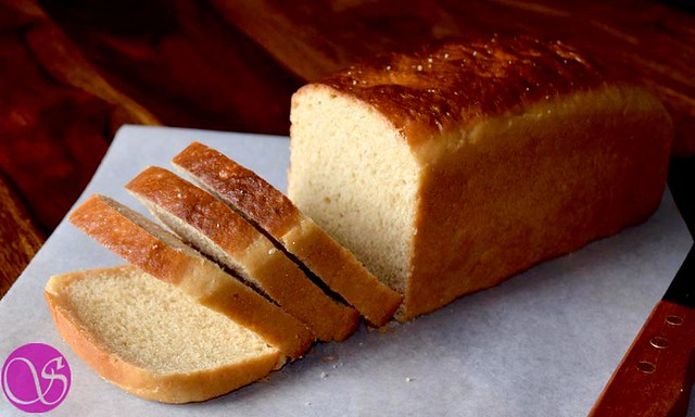 Honey Buttermilk Bread slices