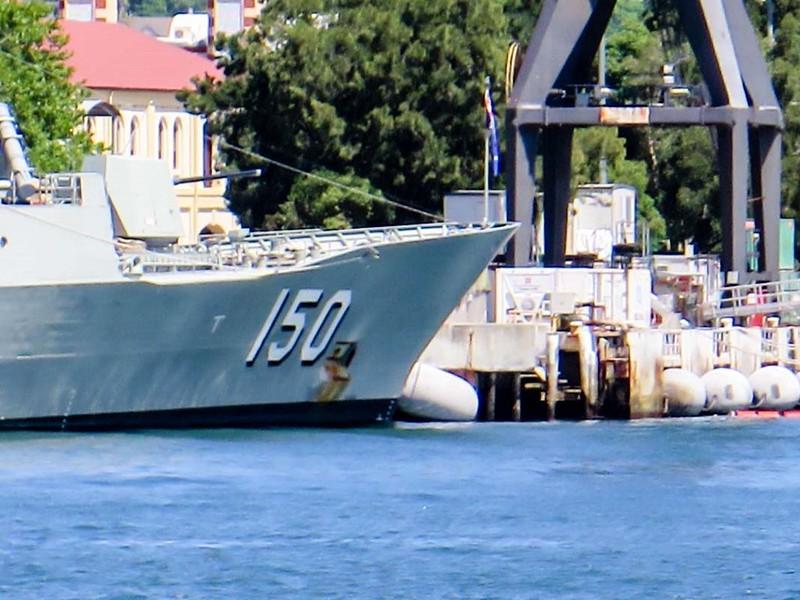 HMAS Anzac (FFH 150) 2