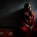 Portrait of Bibi Marjan, a local of Gulmit Gojal by Mobeen_Ansari (in Seattle, LA, TX and DC July-Augu
