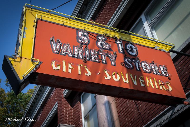 5 & 10 Variety Store
