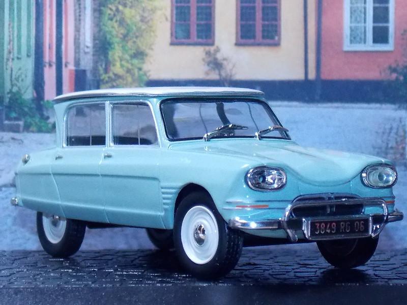 Citroën Ami 6 - 1962