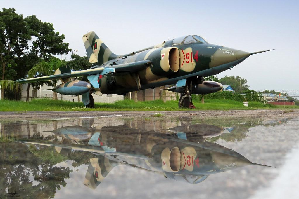 By Samee55 914 Bangladesh Air Force A 5C Fantan