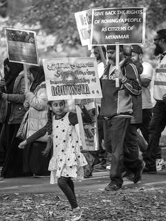 Protest   by Ólafur Ingi