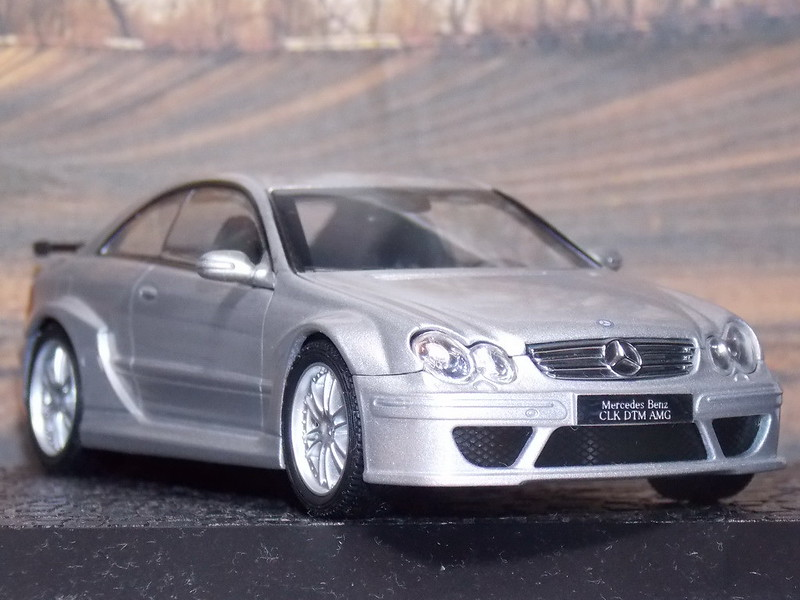 Mercedes Benz CLK DTM AMG - 2004