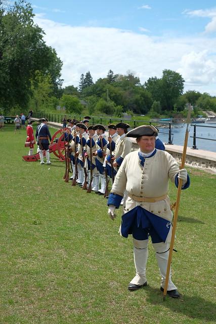Soldats du Roi - Chamby
