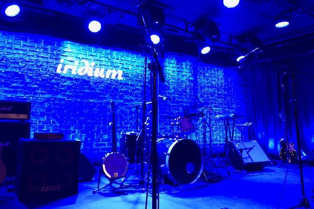 月, 2017-09-25 19:28 - Iridium 'Mondays at the House'