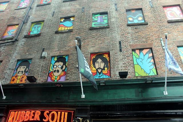 Rubber Soul Beatles Bar