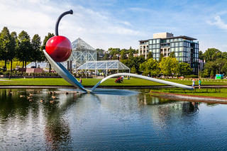 Spoonbridge And Cherry   by Me in ME